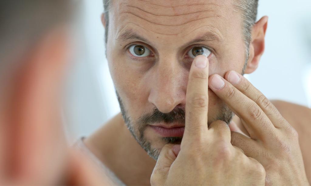napi kontaktlencse